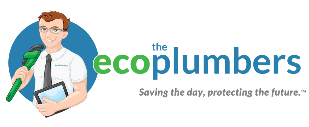 Eco Plumbers home page header logo