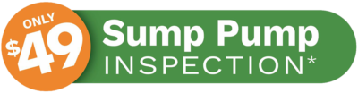 Sump Pump Inspection Special - Eco Plumbers