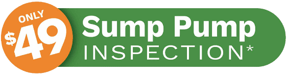 Sump Pump Inspection Special